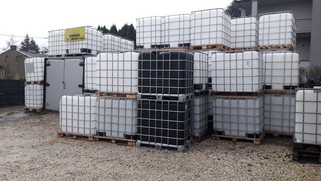 Mauzer 1000 litrów paletopojemnik