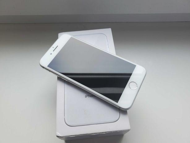 "Iphone 8 64gb ""Silver"" komplet+dodatki/zamiana na konsole itp?"