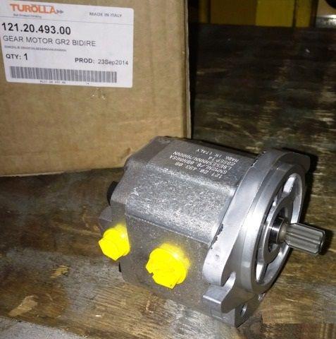 silnik hydrauliczny snm2.l/8. sc06 mel1 sauer danfoss
