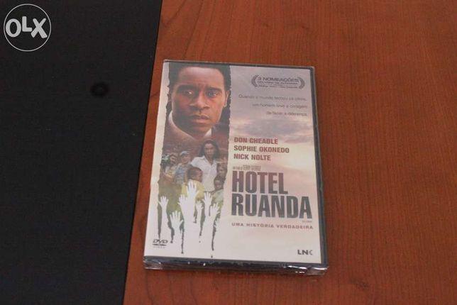 Dvd - filme hotel ruanda