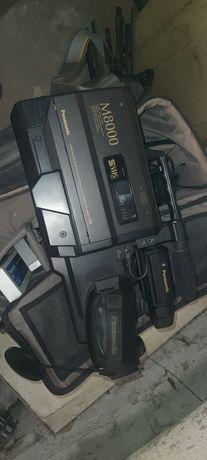 Kamera VHS Panasonic m8000.