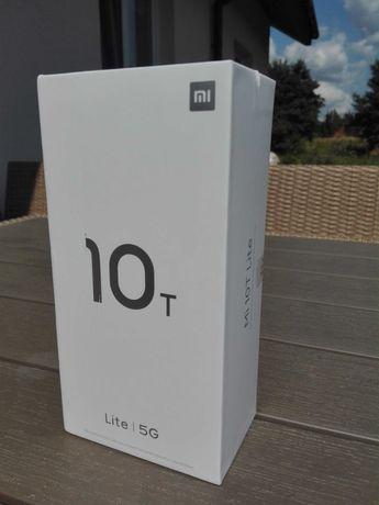 Xiaomi NOWY TOP WERSJA 5G POLSKA PLAY Fv vat Mi 10T Lite 6gb ram 128gb