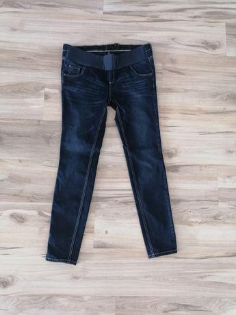 Jeansy spodnie ciążowe 40 bonprix