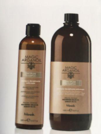 Nowy szampon dyscyplinujący Maxima dla włosów niesfornych 250 ml