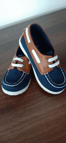 Chłopięce obuwie