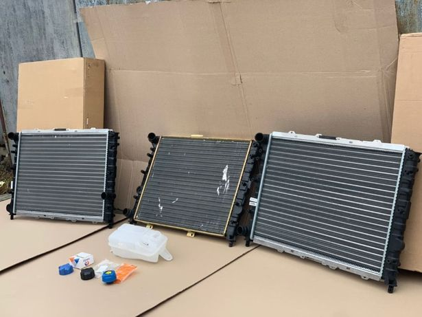 Радиатор охлаждения , кондиционера Alfa Romeo 147 156 Fiat Бачок Кришк