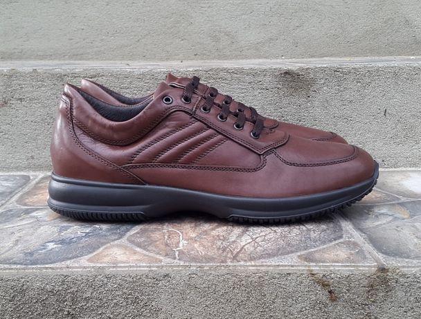 Imac 46 р. Кожаные ботинки кроссовки