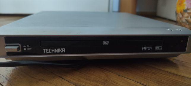 Odtwarzacz DVD Technika