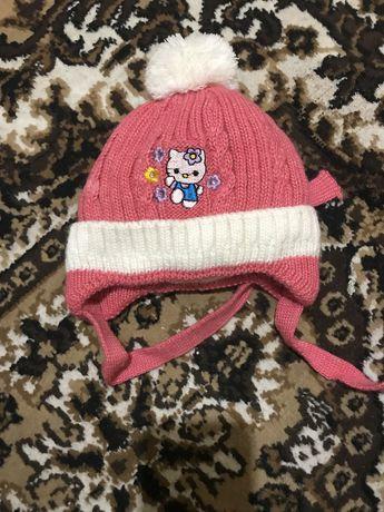 Продам осень - зима шапка