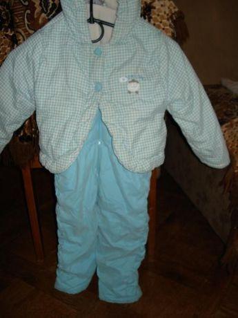 продам комбинезон для мальчика зимний на 92 см