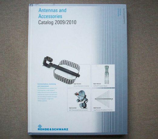 Antennas and Accessories Catalog 2009/2010, Rohde & Schwartz.