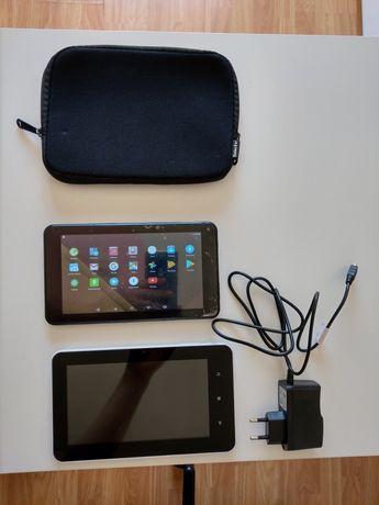 Tablet com oferta de outro