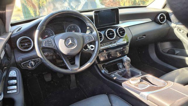 Mercedes C 180 d de 2015