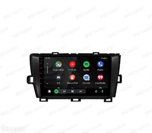 AUTO RADIO GPS ANDROID 10 TOYOTA PRIUS 09-13