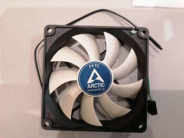 Ventoinha Artic F9TC 1800 RPM 3 pinos