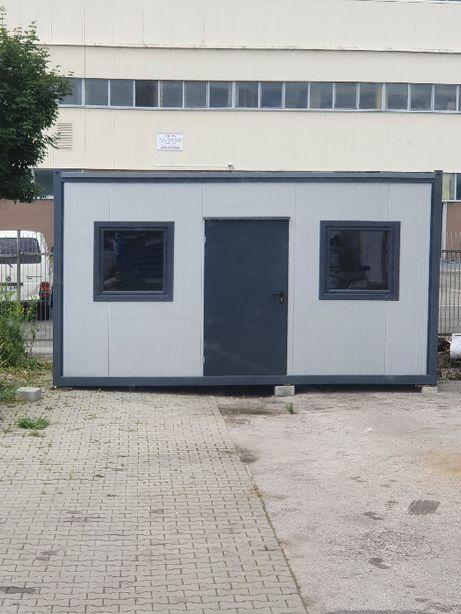 kontener budowlany kontener biurowy