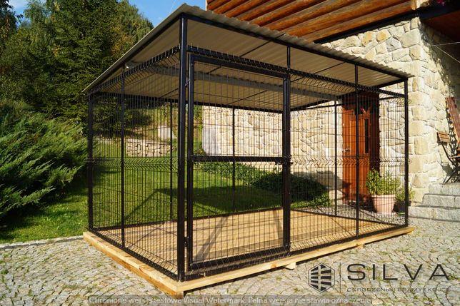 Kojec dla psa 3x2 z siatki panelowej firmy Wiśniowski! Wysoka Jakość!