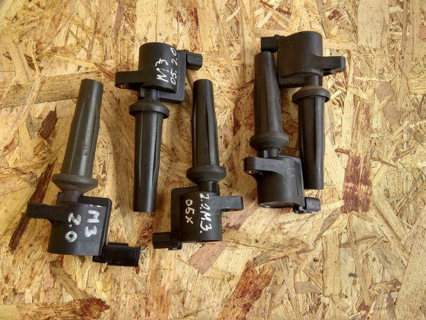 Катушка зажигания L3G2-18-100A Мазда 3 BK2003-2008 1.6 ZJ01-18-100