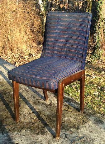 Krzesło AGA-B PRL vintage retro