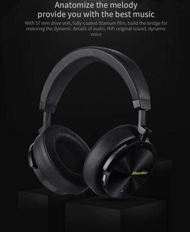 Headphone Bluetooth Bluedio T5