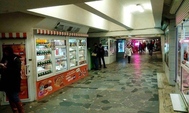 Сдам киоск в переходе метро Барабашова