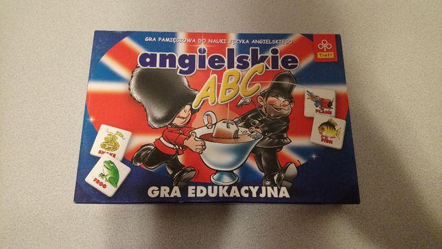 """Gra edukacyjna """"angielskie ABC"""""""