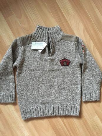 NOWY sweter chłopięcy Rebel rozm. 116