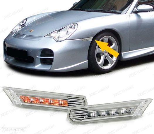 PISCAS LATERAIS LED PARA PORSCHE 911 996 + BOXSTER 986