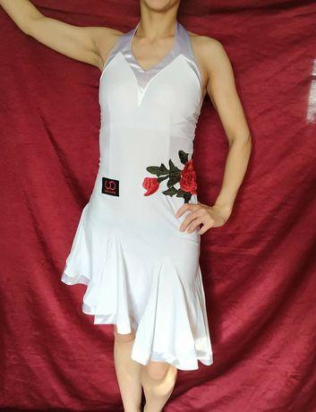 Плаття латина платье для бальных танцев
