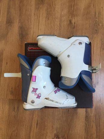damskie buty narciaskie Nordica; rozmiar 38