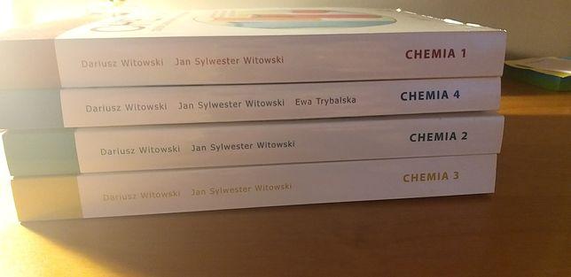 Chemia zbiór zadań Witowski