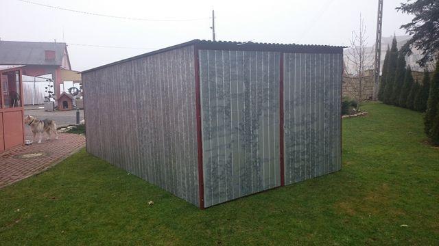 Garaż na budowę magazynek blaszak 3x5 garaże - dostawa i montaż Gratis