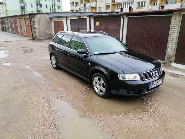 Audi A4 B6 2.0 131KM  LPG