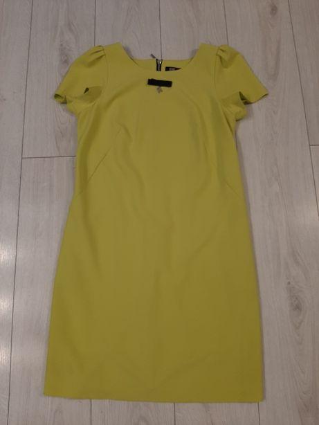 Sukienka limonka - wysyłka gratis!