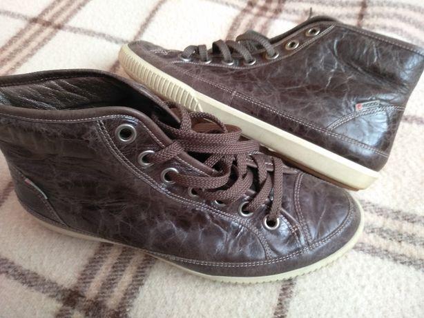 Ecco Summer Zone 39 bardzo ładne buty trzewiki wiosna sneakersy