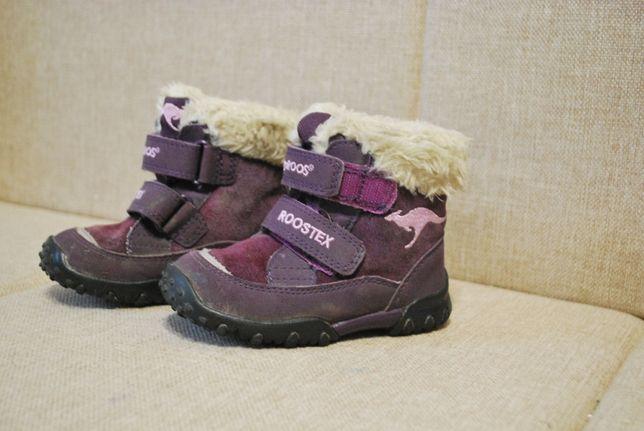 Зимові чобітки ROOSTEX 24 р.