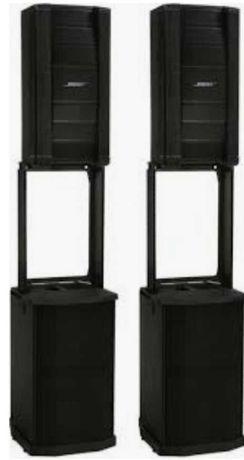 Bose F1  Compact Line Array