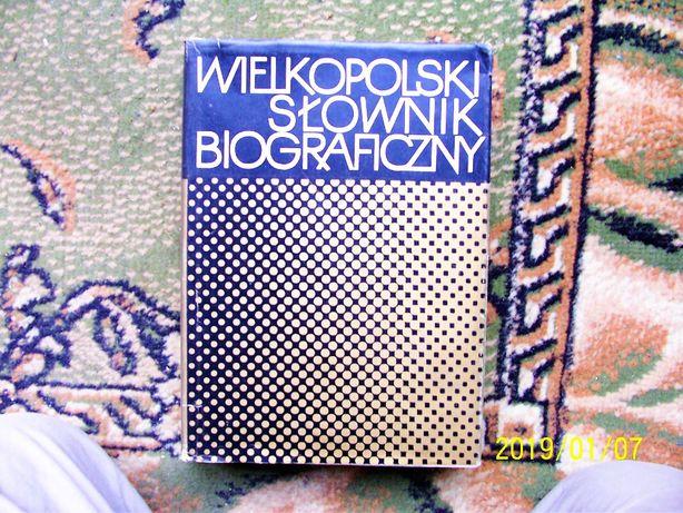 Wielkopolski Slownik Biograficzny