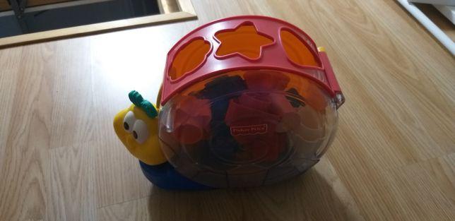 Ślimak zabawka
