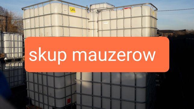 Mauzer 1000 litrów