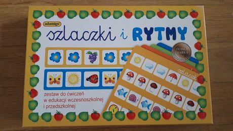 Adamingo Szlaczki i rytmy-zestaw do ćwiczeń