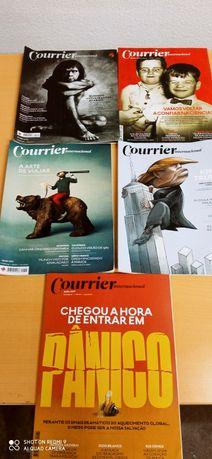 Lote revistas Courier