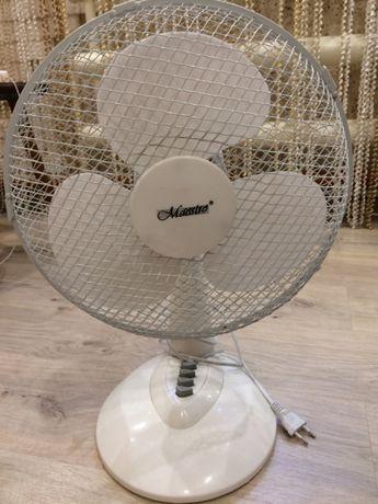 Вентилятор настольный Maestro MR-904