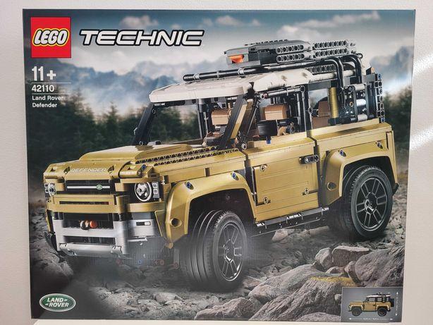 NOWE LEGO Technic 42110 - Land Rover Defender