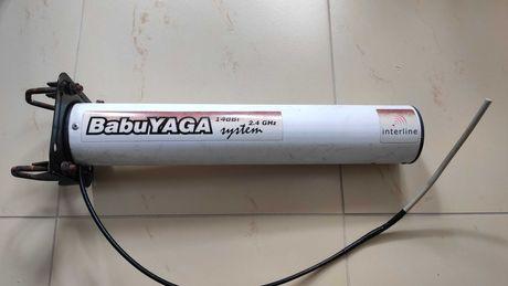 Antena 2,4Ghz typ Yagi 14dBi BabuYAGA