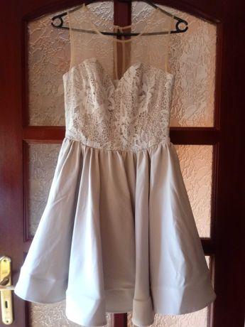 sukienka na wesele r. S