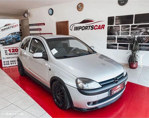 Opel Corsa 1.7 DTi 16V Sport