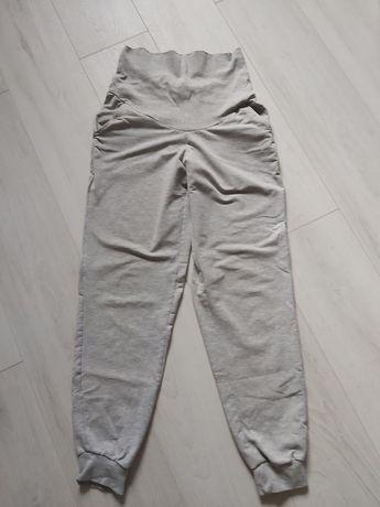Spodnie ciążowe dresy firma H&M roz.S +Sukienka roz.36 H&M gratis
