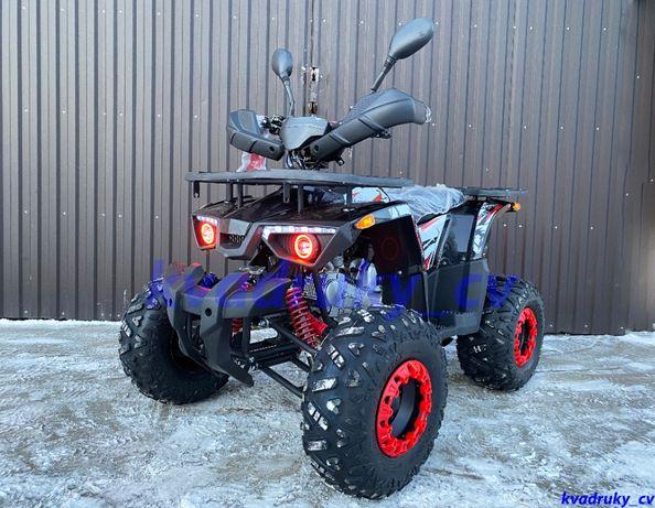 Квадроцикл Hummer 125 куб.+ 2 пульта, лед оптика, напів-автомат!