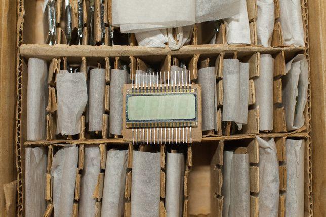 ИЖЦ23-4/7 (ИЖЦ5-4/8) индикатор дисплей дозиметра радиометра